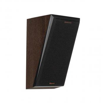 Klipsch RP-500SA Walnut Vinyl DOLBY ATMOS ELEVATION / SURROUND SPEAKER