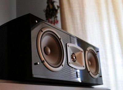 Центральная акустика Yamaha NS-C444 Black