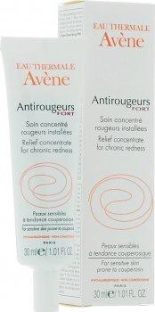 Лечебный крем от локальных покраснений Avene Antirougeurs Fort 30 мл (3282779310741)
