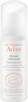 Очищающий мусс Avene для нормальной и комбинированной кожи 150 мл (3282779350655)