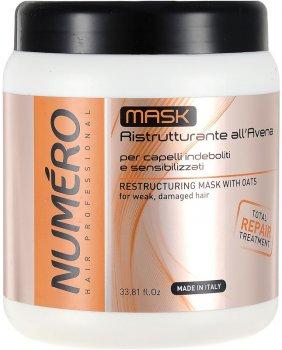 Крем Brelil Numero для волос восстанавливающий 1000 мл (8011935052875)