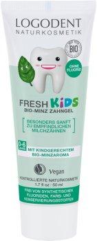 Детский зубной БИО-гель Logona Мята 50 мл (4017645008250/4017645017344)