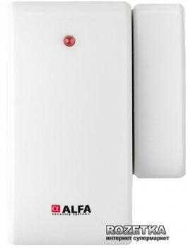 Датчик відкриття двері/вікно Alfa SP802H для iP відео сигналізацій Alfa серій SP (ASS-DOVS802h)