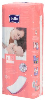 Послеродовые гигиенические прокладки Bella Мamma 10 шт (5900516601270)