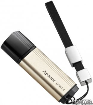 Apacer AH353 32GB USB3.0 Champagne Gold (AP32GAH353C-1)