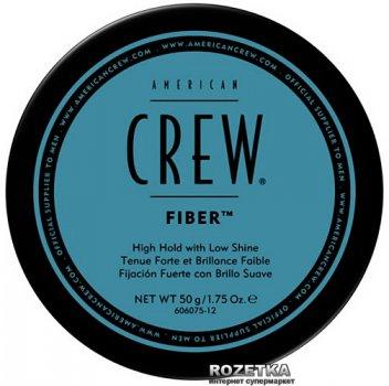 Паста American Crew Fiber для сильної фіксації волосся  50 г (738678174074)