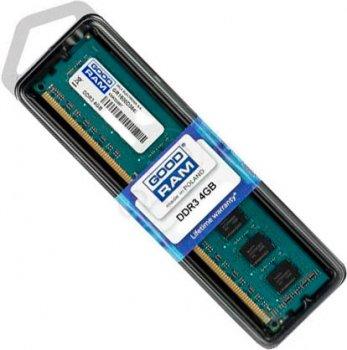 Оперативна пам'ять Goodram DDR3-1600 4096MB PC3-12800 (GR1600D364L11S/4G)