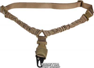 Ремінь Skif Tac тактичний одноточковий Tan (27950295)