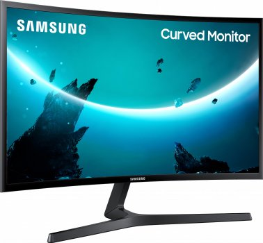 "Монітор 27"" Samsung Curved C27F396F (LC27F396FHIXCI)"