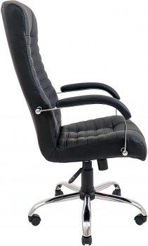 Кресло Rondi Лидер Хром Черное (1410197851)