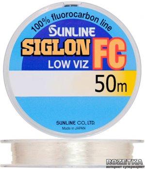 Леска Sunline SIG-FC 50 м 0.84 мм 35 кг Поводковая (16580536)