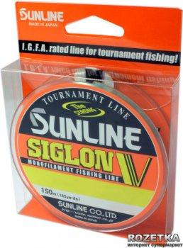 Леска Sunline Siglon V 150 м #3/0.285 мм 7 кг (16580411)