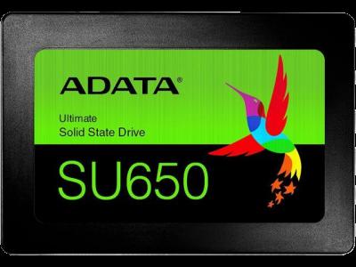 "Накопичувач SSD 2.5"" 480Gb ADATA Ultimate SU650 (ASU650SS-480GT-R)"