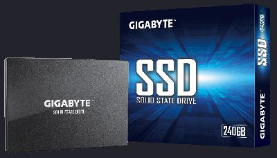 "Накопичувач SSD 2.5"" 256Gb Gigabyte (GP-GSTFS31256GTND)"