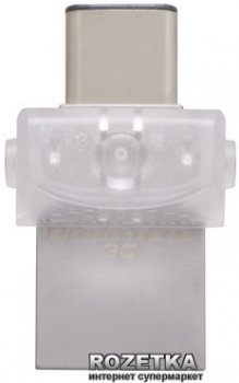 Kingston DataTraveler microDuo 3C 64GB (DTDUO3C/64GB)
