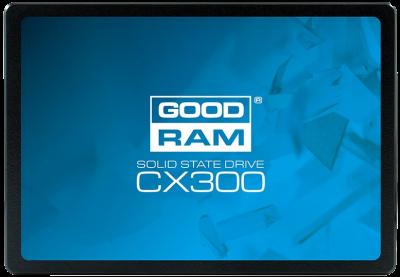 """Накопичувач SSD 2.5"""" 480GB GOODRAM (SSDPR-CX300-480)"""