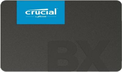 "Накопичувач SSD 2.5"" 240Gb Crucial BX500 (CT240BX500SSD1)"