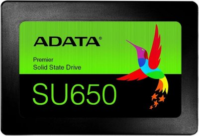 "Накопичувач SSD 2.5"" 120GB ADATA Ultimate (ASU650SS-120GT-R)"