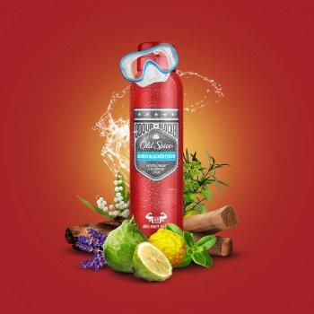 Аэрозольный дезодорант-антиперспирант Old Spice Odour Blocker Fresh 150 мл (4015600858674)