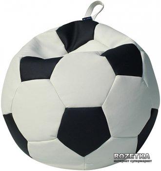 Кресло-Мяч Примтекс Плюс Fan H-2200/D-5 S White-Black
