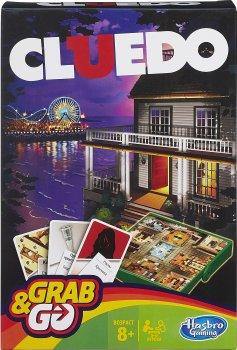 Гра Клуедо. Дорожня версiя Hasbro (B0999)