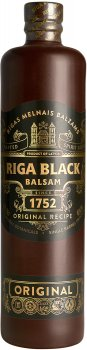 Бальзам Riga Black Balsam 0.7 л 45% (4750021101380)