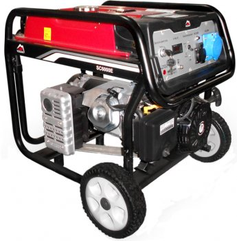Генератор бензиновый Vulkan SC6000E (34171/SC6000E-II)