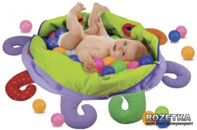 Бассейн с шариками Осьминог Ks Kids (10683)
