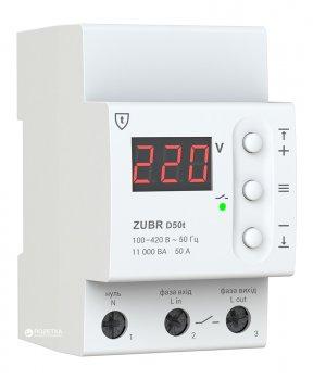 Реле напруги ZUBR D50t