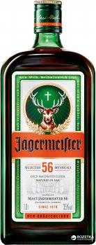 Ликер Jägermeister 1 л 35% (4067700013002)