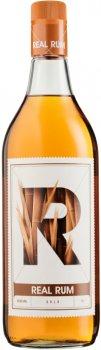 Ром Real Rum Gold 1 л 37.5% (8438001407818)