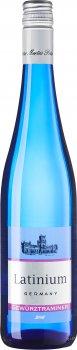 Вино TM Latinium Gewurztraminer белое полусладкое 0.75 л 11% (4003301089428)