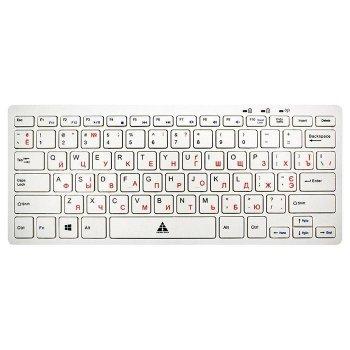Клавиатура Golden Field K111S USB, White