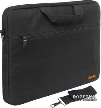 Сумка для ноутбука Porto 15.6'' Black (PN16BK)