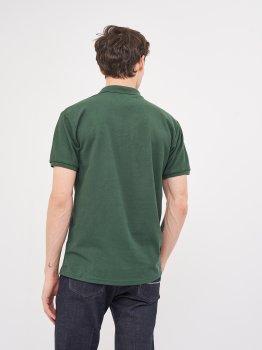 Поло Fruit of the loom 65/35 063402038 Темно-зелене