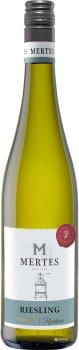 Вино Peter Mertes Riesling Kabinett белое полусухое 0.75 л 11% (4003301020216)