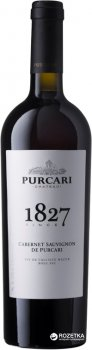 Вино Purcari Каберне-Совіньйон червоне сухе 0.75 л 13.50% (4840472005549)