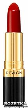 Губна помада Revlon Super Lustrous Lipstick 4 г 730 Червоний ревлон (080100004641)