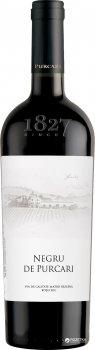 Вино Purcari Негру де Пуркарь красное сухое 0.75 л 14% (4840472009141)