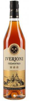 Напиток алкогольный Iverioni 3* 0.7 л 40% (4860018005062)