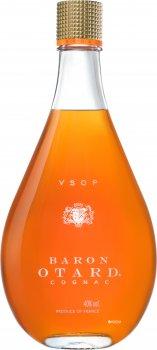 Бренді Baron Otard VSOP від 4.5 років витримки 0.7 л 40% в подарунковій упаковці (3253781220076)