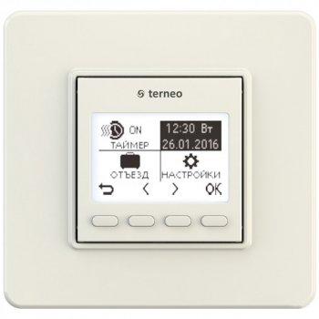 Терморегулятор TERNEO PRO Ivory