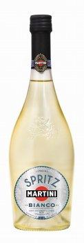 Коктейль винный игристый Martini Spritz Bianco белое полусладкое 0.75 л 8% (8000570860006)