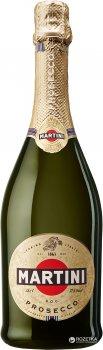 Вино игристое Martini Prosecco белое экстра сухое 0.75 л 11.5% (8000570552505)