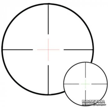 Оптичний приціл Hawke Vantage IR 3-9x40 30/30 Centre Cross IR R/G (922107)