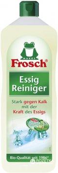 Очисний засіб для видалення вапняних відкладень Frosch з яблучного оцту 1 л (4001499012914)