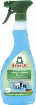 Універсальний очищувач Frosch Сода 500 мл (4009175164506)