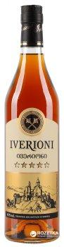 Напиток алкогольный Iverioni 5* 0.7 л 40% (4860018005086)