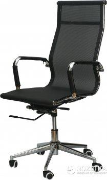Крісло Special4You Solano mesh Black (E0512)