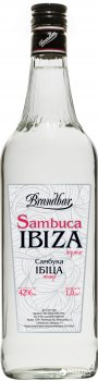 Самбука Brandbar Ibiza 1 л 42% (4820085490390)